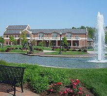 Fairfield Ohio Village Green