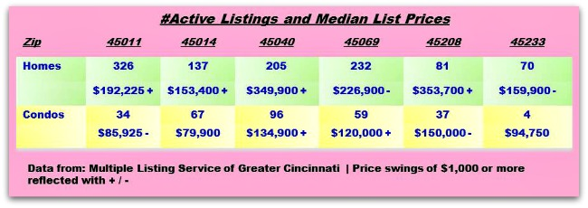 Greater Cincinati Real Estate Update120412