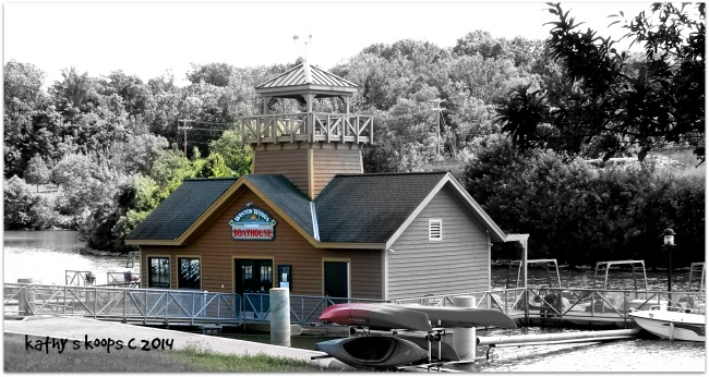 Summer - Winton Woods Boat House